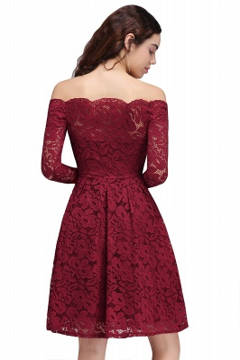 lace homecoming dresses