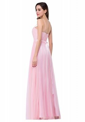 ruffles bridesmaid dresses