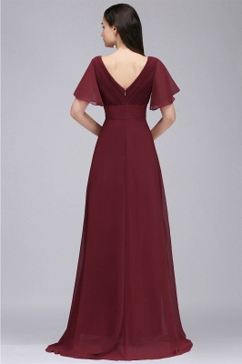 Simple Prom Evening Dresses