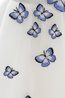 ANGEL | A-line Cute Homecoming Dress With Butterfly_7