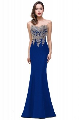 EMMY | Mermaid Floor-Length Sheer Prom Dresses with Rhinestone Appliques_12