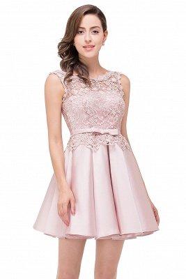 satin lace cocktail dresses