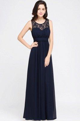 Jewel Long gaine en mousseline de soie-parole longueur manches en dentelle sexy robe de soirée_13