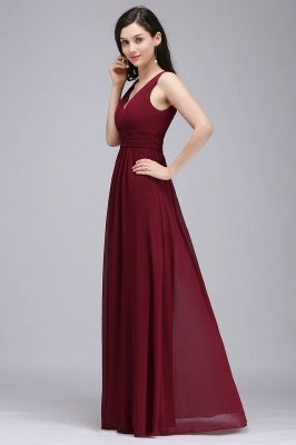 Sleeveless Evening Prom Dresses