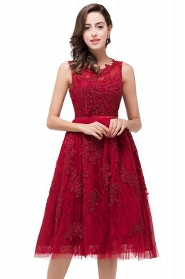 tulle evening dresses