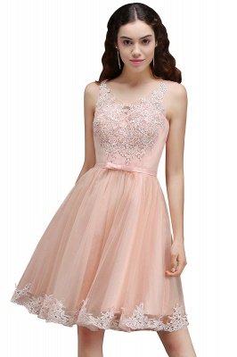 ANIYAH | A-ligne courte robe de retour mignon avec dentelle_1