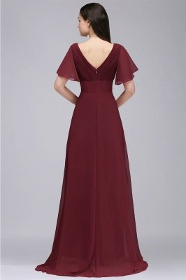 Simple Prom Evening Dresses