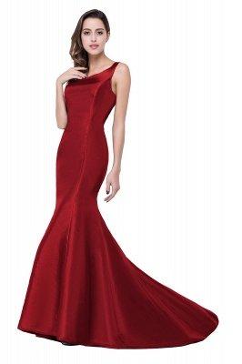 AILEEN | Mermaid One Shoulder Satin Evening Dress_1