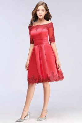 embroidery homecoming dresses