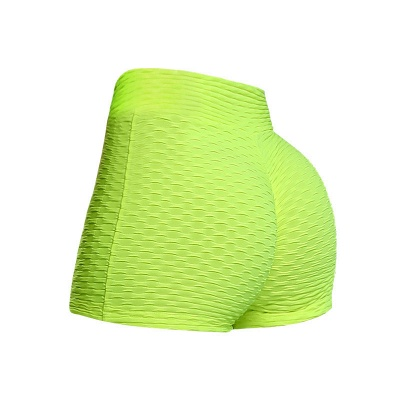 Women's Stretch Jersey Bike Studio Sculpt Mid-Length Yoga Short_6