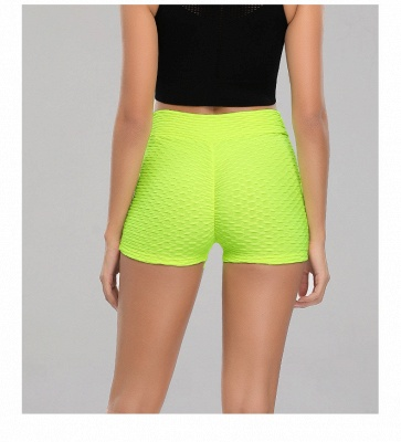 Women's Stretch Jersey Bike Studio Sculpt Mid-Length Yoga Short_31