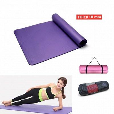 EVA Yoga Mat Non Slip Carpet Pilates Gym Sports Exercise Pads for Beginner Fitness Environmental Gymnastics Mats_1