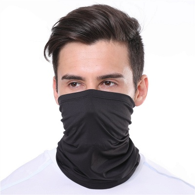 Face Scarf Cover Mask - Sun Bandanas for Fishing Motorcycling Running
