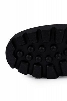 Мужские тактические военные ботинки Черные легкие ботинки для джунглей Рабочие ботинки Боковая молния_6