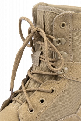 Легкие тактические ботинки Breach 2.0 на молнии, женские мужские модные кожаные ботинки цвета хаки 1460_12