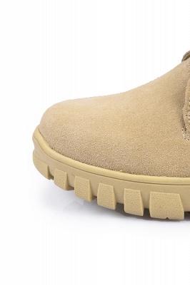 Легкие тактические ботинки Breach 2.0 на молнии, женские мужские модные кожаные ботинки цвета хаки 1460_9