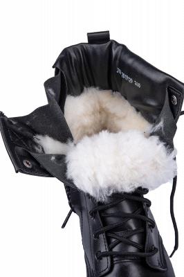 Мужские тактические военные ботинки Черные легкие ботинки для джунглей Рабочие ботинки Боковая молния_9