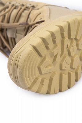 Легкие тактические ботинки Breach 2.0 на молнии, женские мужские модные кожаные ботинки цвета хаки 1460_4