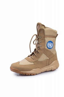 Men's Military Combat Boots Lightweight Military and Tactical Boot_2