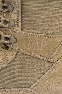 Легкие тактические ботинки Breach 2.0 на молнии, женские мужские модные кожаные ботинки цвета хаки 1460_6
