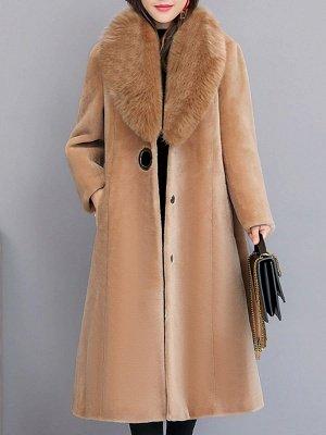 Manteau col fourrure et manteaux en peau de mouton_1