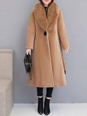 Manteau col fourrure et manteaux en peau de mouton_12