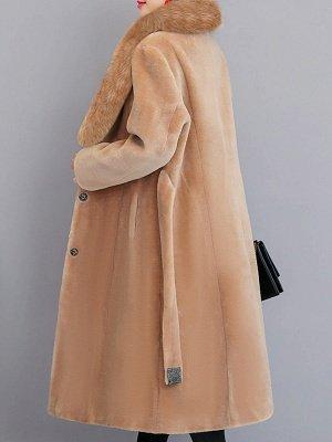 Manteau col fourrure et manteaux en peau de mouton_7
