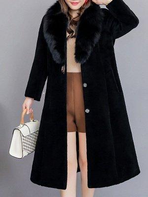 Manteau col fourrure et manteaux en peau de mouton_11