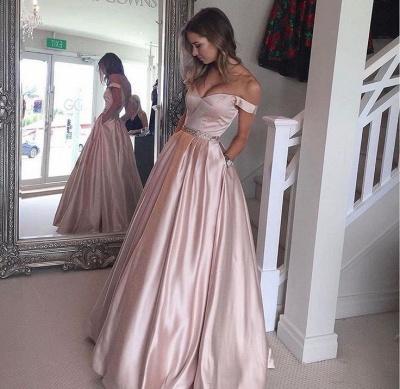Elegante Abendkleider Lang Günstig | Schlichtes Abendkleid online_2